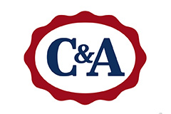 C und A Logo