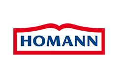 Homann Logo